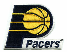 "1990-2005 ERA INDIANA PACERS NBA BASKETBALL VINTAGE 4.5"" TEAM LOGO PATCH"
