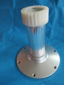 Garelick Boat Seat Pedestal Base 10 1/4 Inches from Floor to Top of Bushing Used
