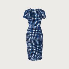 L.K.Bennett Kaleigh Short Sleeve Knee Length Dress