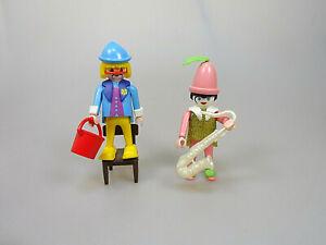 Playmobil 3392  Musik Clowns Clown Harlekin Zirkus Vintage