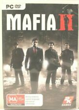 Mafia II PC DVD Game Complete with Booklet and Map Poster 2K Games