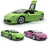 1:24 Lamborghini Gallardo LP 560-4 Supercar Model Car Diecast Vehicle Collection