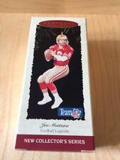 Joe Montana Collector's Series Hallmark Keepsake Ornament