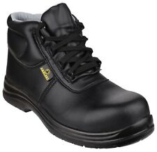 Amblers Safety Mens Black ESD Lace Up Boot Various Size FS663