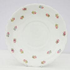VINTAGE TOSCANO Cina Ditsy Floreale Rosebud Piatto per torta