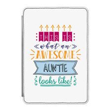 """This Is What An Awesome Auntie Looks Like Case Cover for Kindle 6"""" E-reader"""