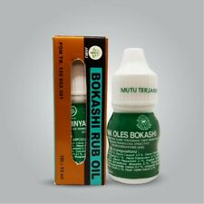 Bokashi Rub Oil 12ml Miracle oil*FREE SHIPPING BY REGISTERED MAIL