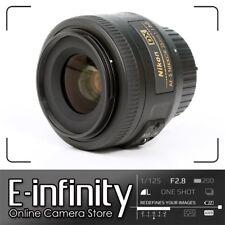 BRANDNEU Nikon AF-S DX Nikkor 35mm F1.8 G Lens