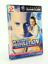 WTA Tour Tennis Pro Evolution - Jeu Nintendo Gamecube JAP Japan complet