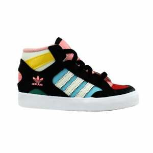 adidas Hardcourt Hi Lace Up   Toddler Boys  Sneakers Shoes Casual