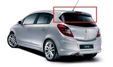 OPEL VAUXHALL CORSA D 5D 5 PORTE OPC LINE STILE SPOILER ROOF POSTERIORE NEW