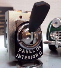 Serie Landrover 2a 3 paneles & Interior Interruptor & Placa GEN OEM Lucas 560407