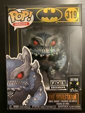 Funko Pop! DC Comics - The Devastator, Batman Damned & Pride Batman! (Not Mint)
