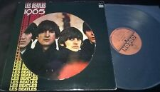 LES BEATLES 1965 LP ORIGINAL FRENCH ODEON OSX 228 21/21 ULTRA RARE TOP CONDITION