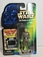 Star Wars POTF Grand Moff Tarkin Freeze Frame Action Slide Action Figure 1997
