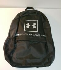Under Armour Project 5 Backpack Bags Unisex  Black