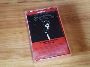 Barry Manilow - The Manilow Collection - 20 Classic Hits  Cassette Tape NEW