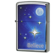 ZIPPO Lighter - Stars- High Polish Chrome Z29071