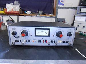 Bradley Electronics 192 Oscilloscope Calibrator