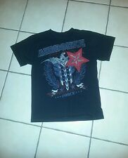 """T-Shirt; XL(14/16 youth size ); LOGO:---""""AIRBORNE """"--Control the Skies"""