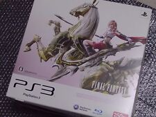 PS3 PlayStation 3 Console Final Fantasy XIII LIGHTNING LIMITED EDITION 250GB