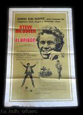 "STEVE McQUEEN - THE REIVERS - ORIGINAL 1970 1SH MOVIE POSTER. ARG. 43"" X 29"""