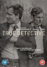 True Detective: The Complete First Season DVD (2014) Matthew McConaughey cert