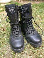 Stivali Militari Magnum Pelle St Cen 345 Occasione Taglia 41/Militare/Sicurezza