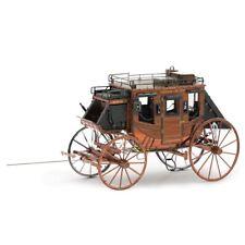 Wild West Stagecoach : Metal Earth 3D Laser Cut Miniature Model Kit MMS189