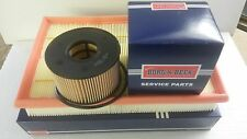 LDV Convoy 2.4 2402cc Oil & Air Filter Service Kit 2001-2007 Borg & Beck