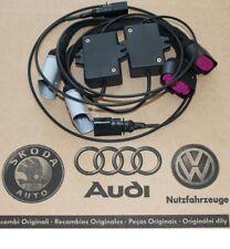 Audi Q7 Adapter Kit Facelift LED DRL Retrofit Daytime Running Light Genuine New
