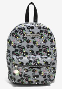 Studio Ghibli Spirited Away Soot Sprites Star Candy Mini Backpack Bag