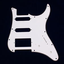 3 Ply Guitar Pickguard For YAMAHA Pacifica EG 112 EG112 -WHITE (B70)