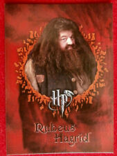 HARRY POTTER & GOBLET OF FIRE - Card #14 - RUBEUS HAGRID - CARDS INC. 2005
