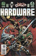 DC COMICS HARDWARE #26