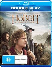 Hobbit - An Unexpected Journey (Blu-ray, 2013)