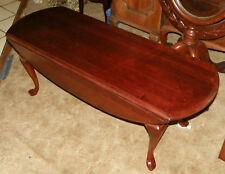 Pennsylvania House Cherry Dropleaf Coffee Table  (CT62)