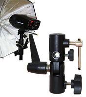 NEW Studio Flash /Umbrella holder Swivel Bracket Mount