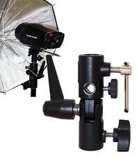 Nouveau Studio Flash/parapluie Support Pivotant Support Mount
