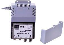 MODULATORE AUDIO/VIDEO SENDER RF PLL AUTOALIMENTATO 85DB 58700050