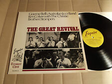 Graeme Bell's Australian Jazz Band/Ken Colyer with the Christie Brothers-LP