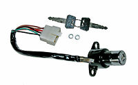 Honda CB250 N/T ignition switch (1978-1981) 6 wires, 2 on positions, brand new