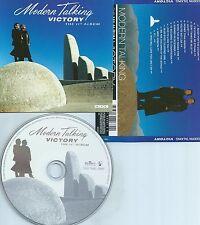 MODERN TALKING-VICTORY(11TH ALBUM)-2002-GERMANY-BMG/HANSA REC.74321 92037 2-CD-M