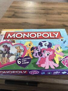 My Little Pony Monopoly (rare)