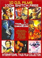 Thug City Chronicles, Nuevo DVD, Savalas, Tele, Williamson, Fred
