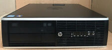 HP 8200 Elite SFF Intel Core i5-2400 3.1GHz ,8GB RAM, 500GB HDD, Windows 7 WIFI