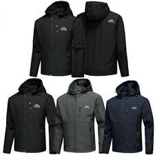 The North Face Full Outdoor Hooded Jacke Zip Coat Lässig Frühling  Soft Shell De