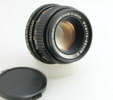 Mamiya Sekor E 50mm prime lens, f1.7, for Mamiya ZE, ZE2, ZX, ZM or adaption