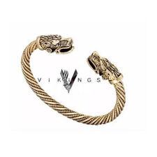 Viking Bracelet Series Vikings Steel Ragnar Lagertha Gold