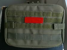 3M Diamond Grade reflective patch for tactical gear. 1 x 3 inches.